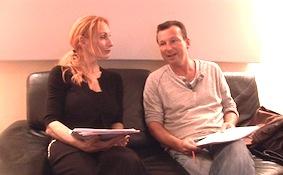 Andrea Sawatzki und Frank Suchland