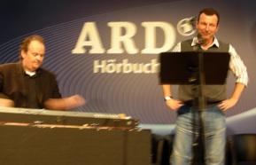 Frank Suchland - Lesung beim ARD-Hörbuch-Forum