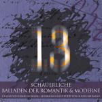 13 schauerliche Balladen der Romantik & Moderne