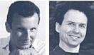 Frank Suchland (Sprecher) und Oliver Hartmann (Komponist)