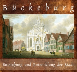 Bückeburg - Entstehung und Entwicklung der Stadt (DVD-Cover)